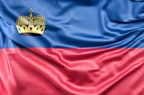 Flag of Liechtenstein - slon.pics - free stock photos and illustrations