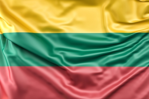 Flag of Lithuania - slon.pics - free stock photos and illustrations