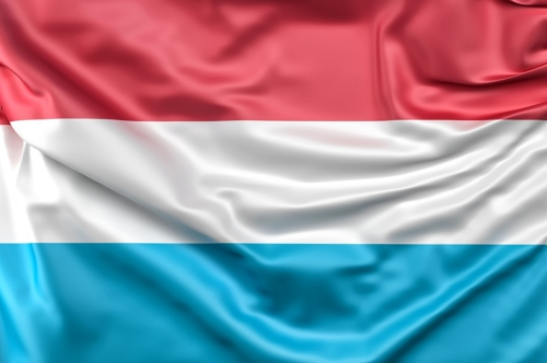 Flag of Luxembourg - slon.pics - free stock photos and illustrations