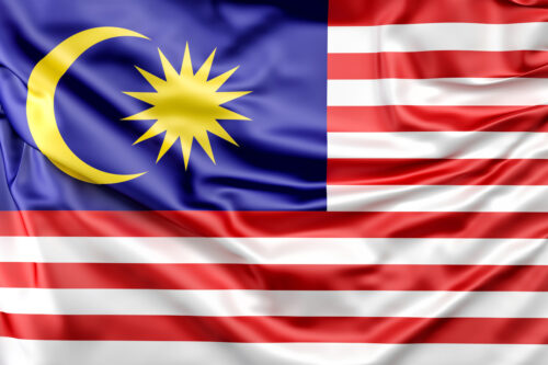 Flag of Malaysia - slon.pics - free stock photos and illustrations
