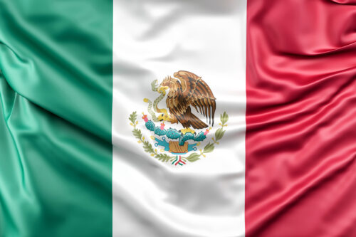 Flag of Mexico - slon.pics - free stock photos and illustrations