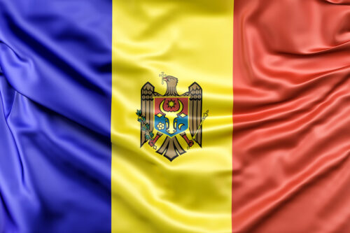 Flag of Moldova - slon.pics - free stock photos and illustrations
