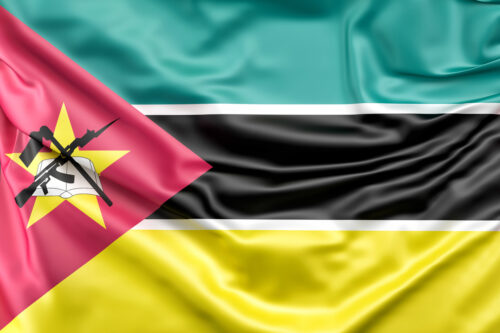 Flag of Mozambique - slon.pics - free stock photos and illustrations