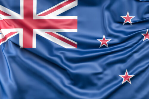 Flag of New Zealand - slon.pics - free stock photos and illustrations