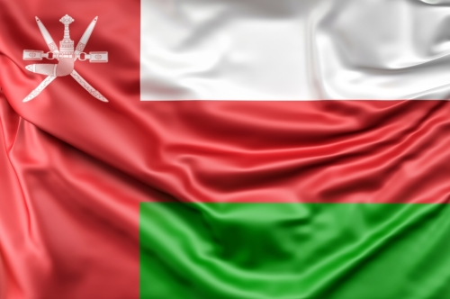 Flag of Oman - slon.pics - free stock photos and illustrations
