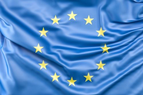 Flag of European Union - slon.pics - free stock photos and illustrations