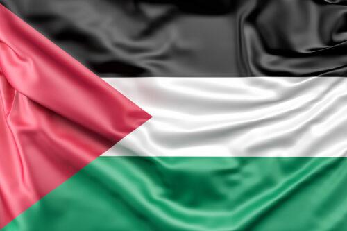 Flag of Palestine - slon.pics - free stock photos and illustrations