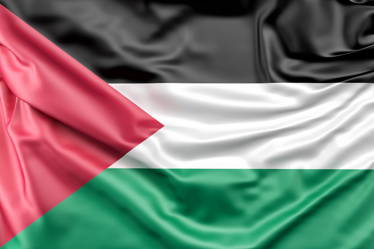 Flag of Palestine - slon.pics - free stock photos and illustrations