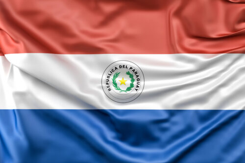 Flag of Paraguay - slon.pics - free stock photos and illustrations