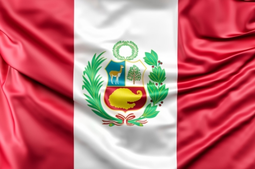 Flag of Peru - slon.pics - free stock photos and illustrations