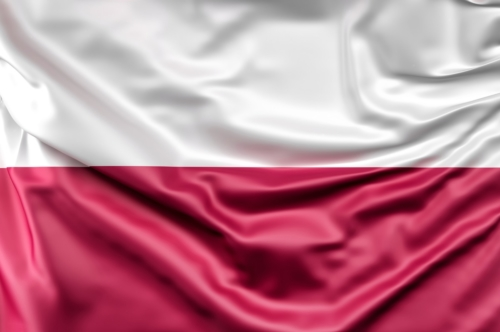 Flag of Poland - slon.pics - free stock photos and illustrations