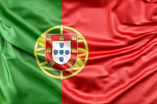 Flag of Portugal - slon.pics - free stock photos and illustrations