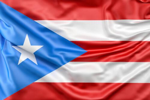 Flag of Puerto Rico - slon.pics - free stock photos and illustrations