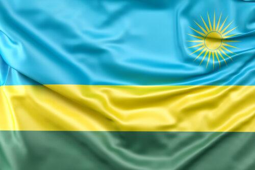 Flag of Rwanda - slon.pics - free stock photos and illustrations