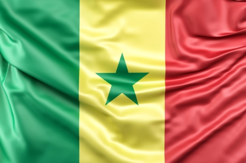Flag of Senegal - slon.pics - free stock photos and illustrations