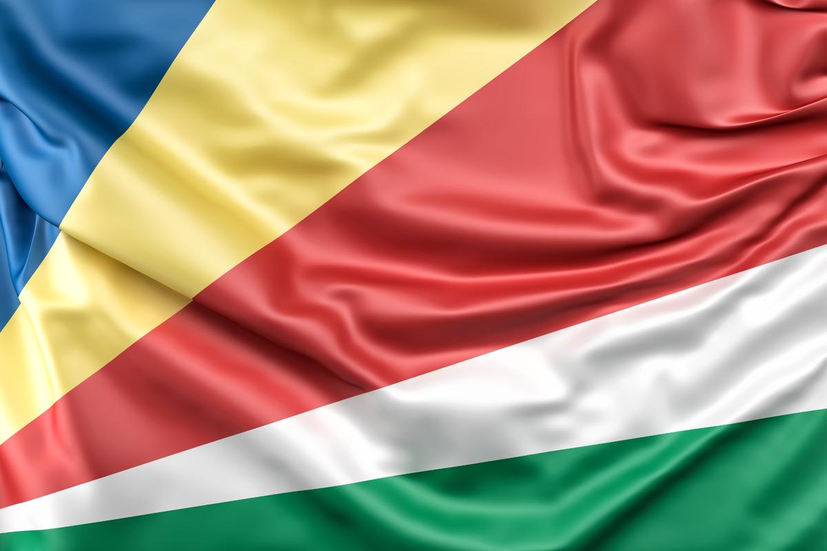 Flag of Seychelles - slon.pics - free stock photos and illustrations