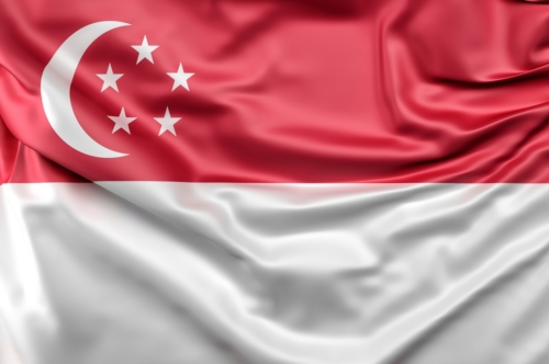 Flag of Singapore - slon.pics - free stock photos and illustrations