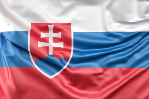Flag of Slovakia - slon.pics - free stock photos and illustrations