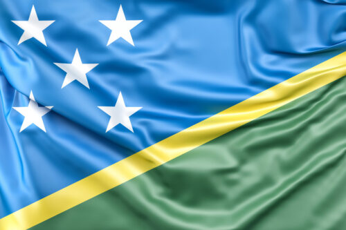Flag of Solomon Islands - slon.pics - free stock photos and illustrations