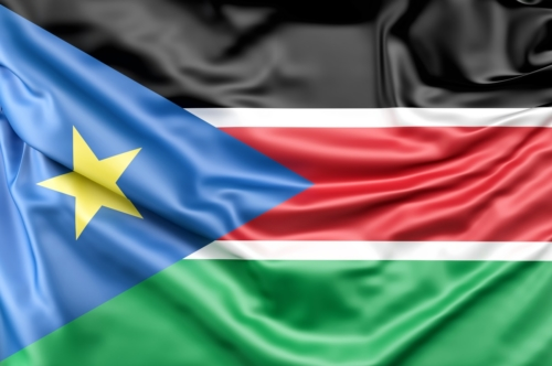 Flag of South Sudan - slon.pics - free stock photos and illustrations