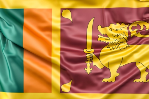 Flag of Sri Lanka - slon.pics - free stock photos and illustrations