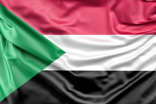 Flag of Sudan - slon.pics - free stock photos and illustrations