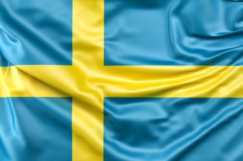 Flag of Sweden - slon.pics - free stock photos and illustrations