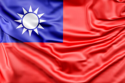 Flag of Taiwan - slon.pics - free stock photos and illustrations