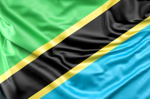 Flag of Tanzania - slon.pics - free stock photos and illustrations
