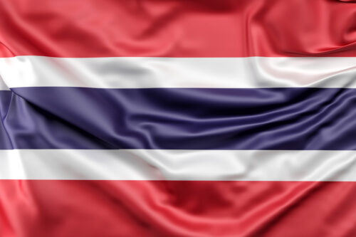Flag of Thailand - slon.pics - free stock photos and illustrations