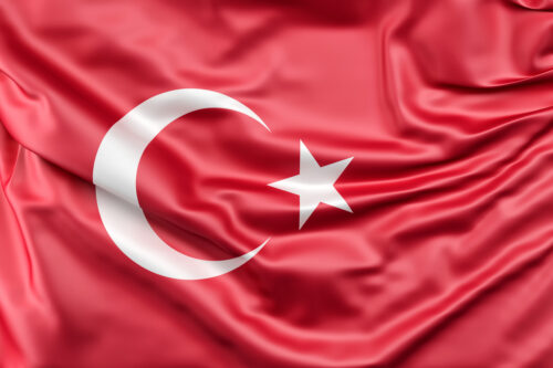 Flag of Turkey - slon.pics - free stock photos and illustrations