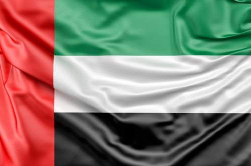 Flag of United Arab Emirates - slon.pics - free stock photos and illustrations