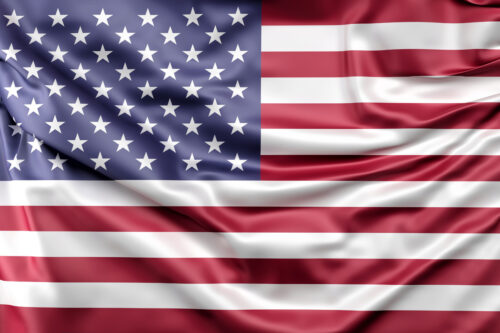 Flag of United States of America - slon.pics - free stock photos and illustrations