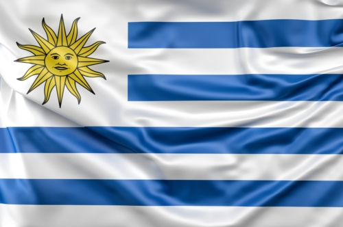 Flag of Uruguay - slon.pics - free stock photos and illustrations