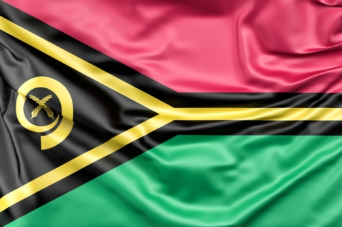 Flag of Vanuatu - slon.pics - free stock photos and illustrations