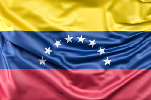 Flag of Venezuela - slon.pics - free stock photos and illustrations