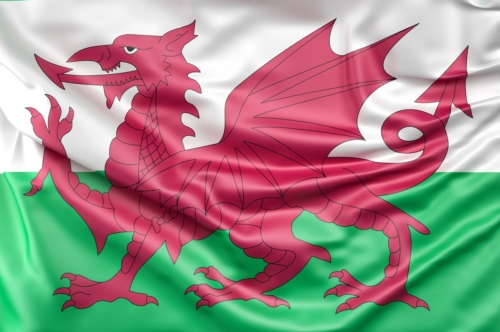 Flag of Wales - slon.pics - free stock photos and illustrations