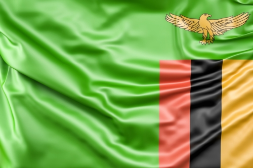 Flag of Zambia - slon.pics - free stock photos and illustrations