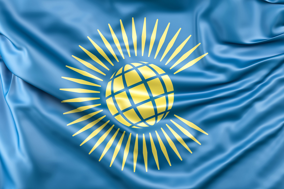 Flag of the Commonwealth of Nations - slon.pics - free stock photos and illustrations