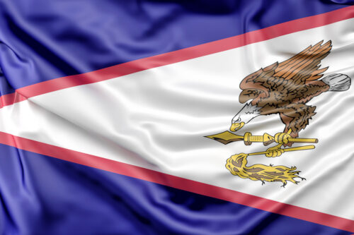 Flags of American Samoa - slon.pics - free stock photos and illustrations