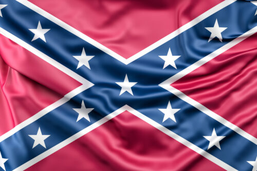 Flags of the Confederate States of America - slon.pics - free stock photos and illustrations