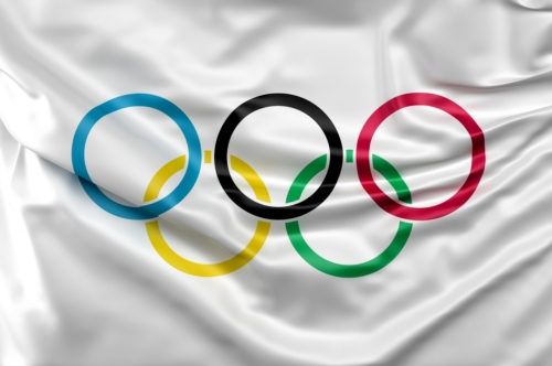 Olympics Flag - slon.pics - free stock photos and illustrations