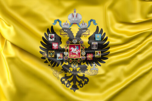 Russian Imperial Standard - slon.pics - free stock photos and illustrations