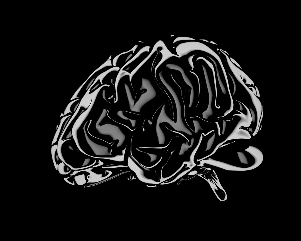 3D render of a Human Brain - slon.pics - free stock photos and illustrations
