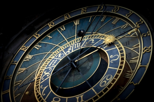 Astronomical clock. Prague, Czech Republic - slon.pics - free stock photos and illustrations