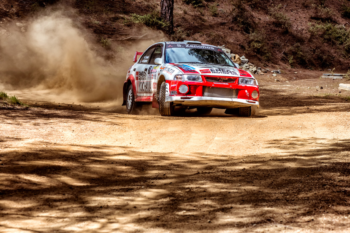 39th Venus Rally in Panagia Forest. Paphos District, Cyprus. March 27, 2016 - slon.pics - free stock photos and illustrations