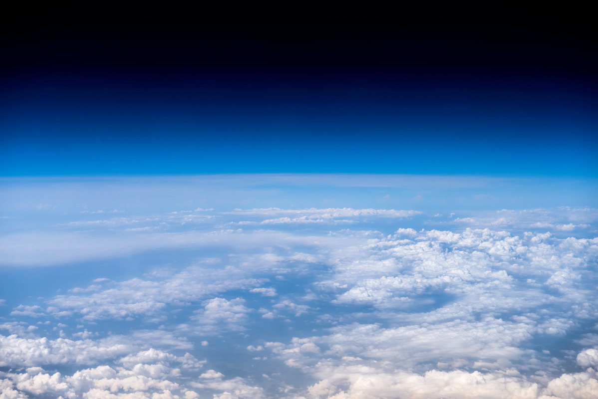 Aerial Cloudscape - slon.pics - free stock photos and illustrations
