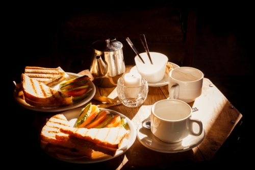 Morning breakfast - slon.pics - free stock photos and illustrations