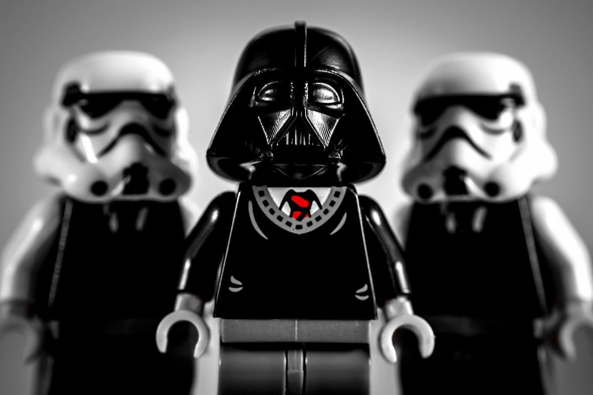 Business Vader - slon.pics - free stock photos and illustrations