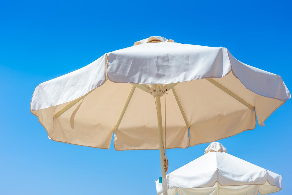 Beach umbrella - slon.pics - free stock photos and illustrations